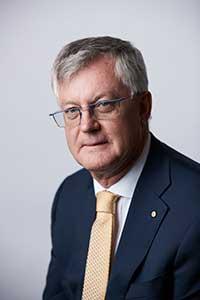 Portrait shot of Martin Parkinson